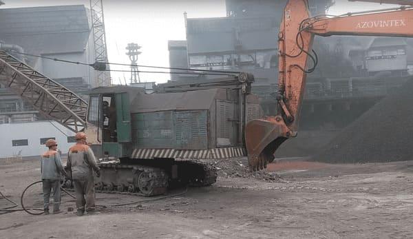 перевозка крана мкг-25