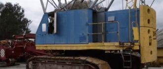 перевозка крана скг-63